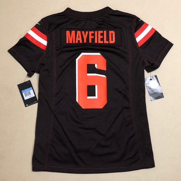 the best attitude 5514a 56a0b Cleveland Browns - NEW Nike Baker Mayfield Jersey NWT